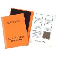 Elcometer 995 - стандарты толщин с покрытием